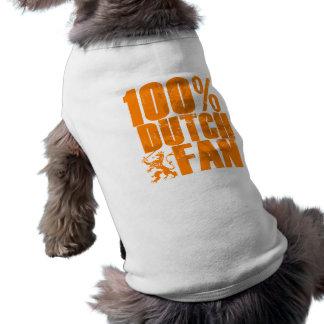 100%のオランダファンペット衣類 ペット服