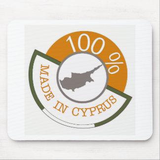 100%のキプロス人! マウスパッド