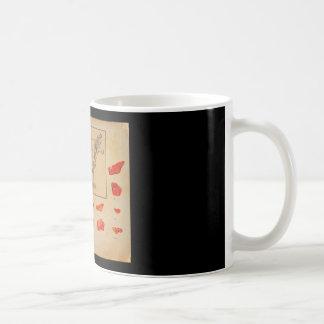 100%のビーフ コーヒーマグカップ