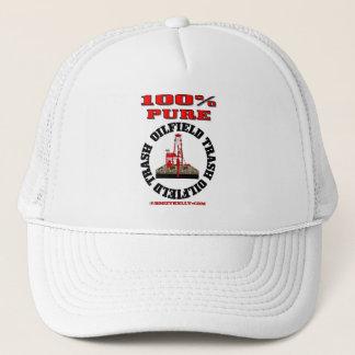100%の純粋な油田の屑、油パッチの帽子、石油掘削装置、油 キャップ