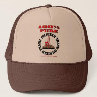 100%の純粋な油田の屑、油田の帽子、石油掘削装置、 キャップ