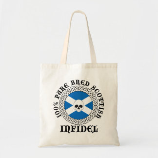 100%の純粋な繁殖させたスコットランドの不信心な女性バッグ トートバッグ