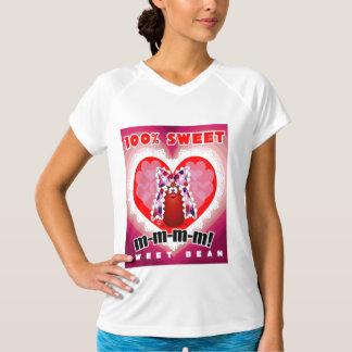 100%の菓子 Tシャツ