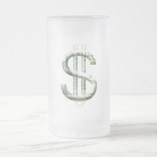$100 フロストグラスビールジョッキ