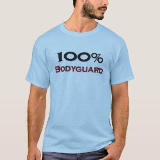 100%ボディーガード Tシャツ