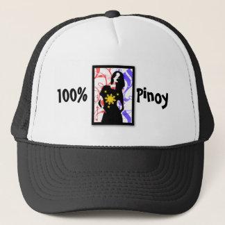 100%年のフィリピン人の帽子 キャップ