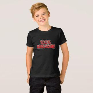 100%年の素晴らしいワイシャツ Tシャツ