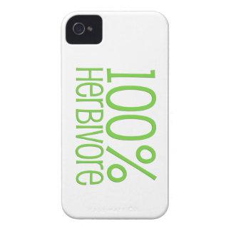 100%年の草食動物 Case-Mate iPhone 4 ケース