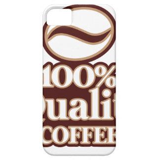 100%年の質のコーヒー iPhone SE/5/5s ケース