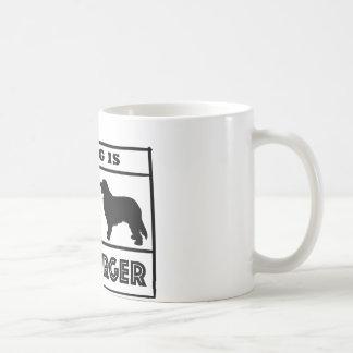 100%年のLeonberger コーヒーマグカップ