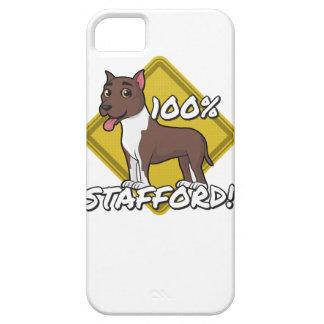 100%年のStafford iPhone SE/5/5s ケース