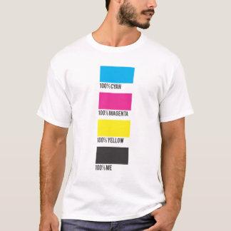 100%年私 Tシャツ