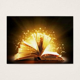 100 cartes de visite livre magique 名刺