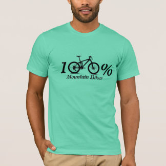 100% MTB Tシャツ