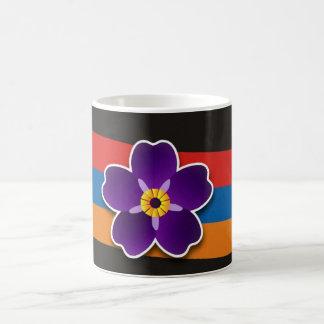 100thアルメニアの集団虐殺mug5の記念日 コーヒーマグカップ