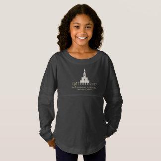 100th亡霊の記念日-ファティマ ジャージーTシャツ