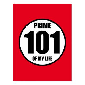 101 -私の生命の全盛 ポストカード