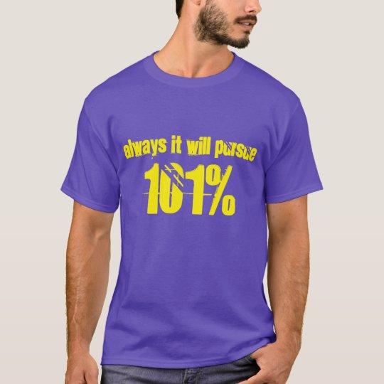 101% T-シャツ Tシャツ