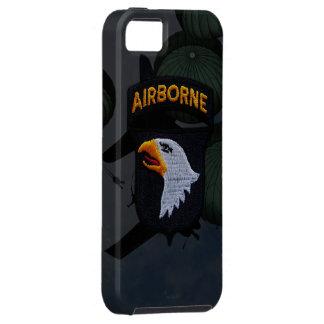 101stイーグルスを叫ぶ空挺師団 iPhone SE/5/5s ケース