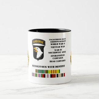 101st空挺師団の婚約 ツートーンマグカップ