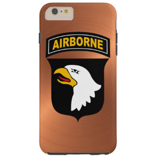 "101st空挺師団""叫ぶイーグルス"" tough iPhone 6 plus ケース"