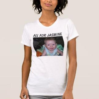 102_1402、ジャスミンのためのすべて Tシャツ