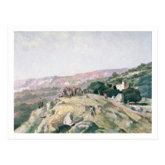 103-007950高いポイント、カタロニア ポストカード