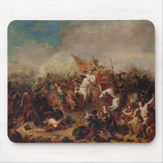 1066年にヘースティングスの戦い マウスパッド