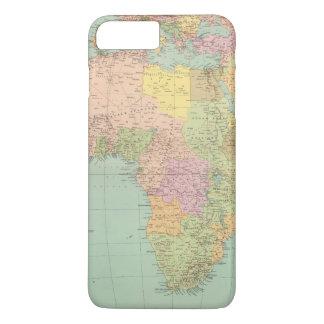 10708アフリカの方針 iPhone 8 PLUS/7 PLUSケース