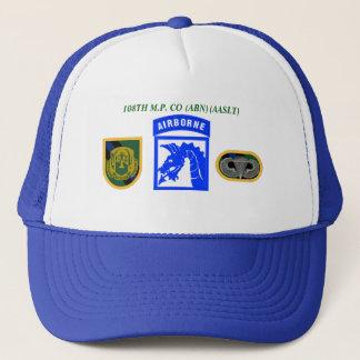 108TH憲兵CO第18の空輸の帽子 キャップ