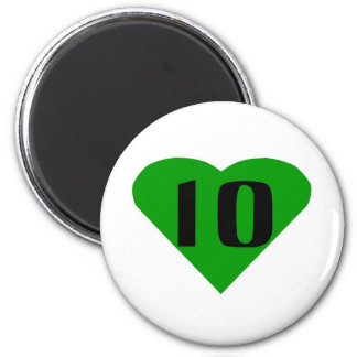 10 マグネット