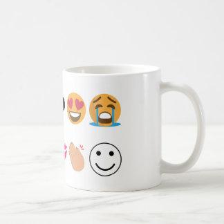 10 emoji コーヒーマグカップ