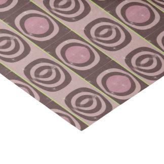 """10"""" x 15""""ティッシュペーパーのレトロの藤色パターン 薄葉紙"""