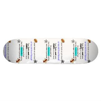 10tshirts.comはそれに個人的なスケートボードのデッキをします スケボー