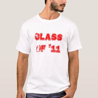 「11のクラス Tシャツ