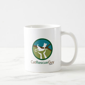 11のoz、ロゴの前部および背部 コーヒーマグカップ