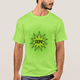 11ポイントつばのTシャツ Tシャツ