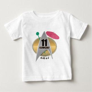 11前方 ベビーTシャツ