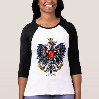 11月の犯罪者のキメラのワシのRaglanのワイシャツ Tシャツ