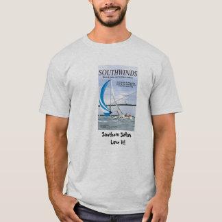 11月07日のsouthwinds 6 x 9 JPG、南船員L… Tシャツ