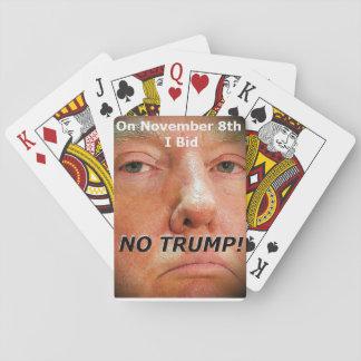 11月8日で私は…切札の値をつけませんでした!  カードを遊ぶこと トランプ