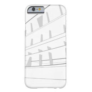 1111年のリンカーンの道 BARELY THERE iPhone 6 ケース
