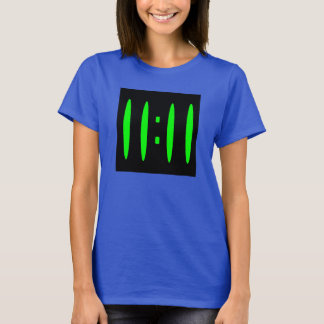 11:11のTシャツ Tシャツ