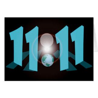 11:11 カード