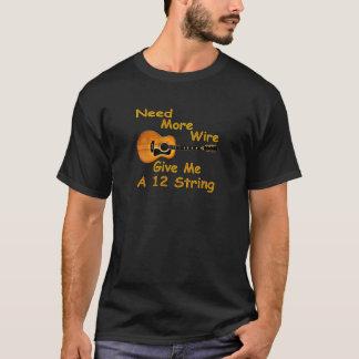 12のひものギター Tシャツ