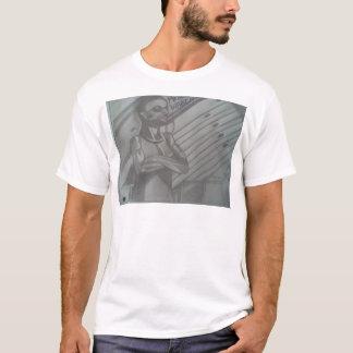 12エバンの沼地のポートレート#12 Tシャツ