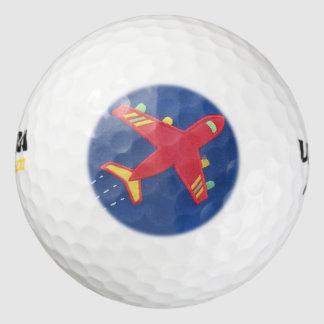 (12パック)ウイルソン超500はゴルフ・ボールを遠のけます ゴルフボール