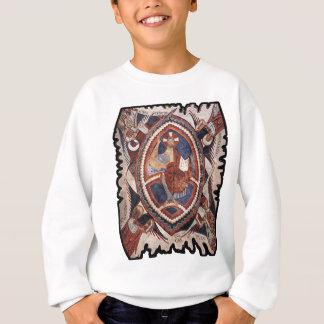 12世紀-キリストPantocrator スウェットシャツ