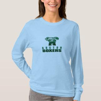 12以下の三都市リトルリーグのクーガー Tシャツ