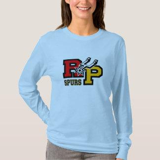 12以下のRPPWの拍車 Tシャツ